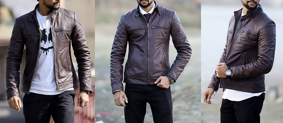4 reasons why its cool to have a leather jacket