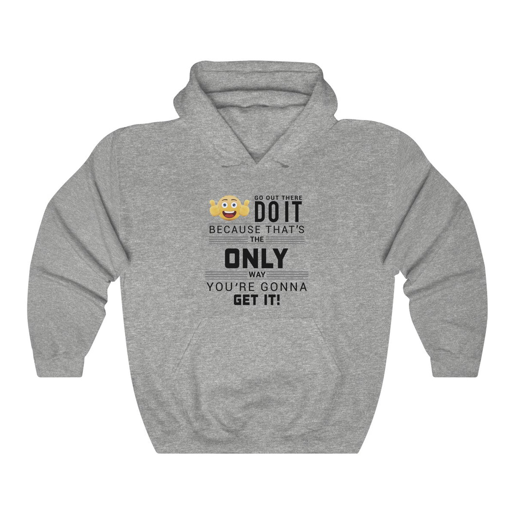 Get it Unisex Heavy Blend™ Hooded Sweatshirt