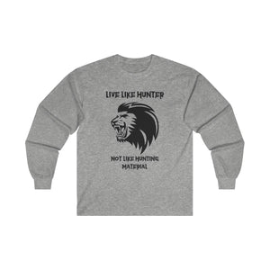 Hunter Ultra Cotton Long Sleeve Tee