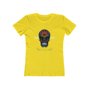 Dead-head Women's The Boyfriend Tee