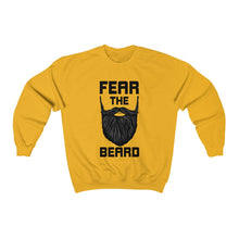 Load image into Gallery viewer, Beard Unisex Heavy Blend™ Crewneck Sweatshirt