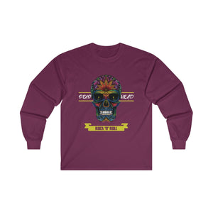 Dead-head Ultra Cotton Long Sleeve Tee