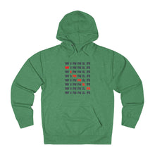 Load image into Gallery viewer, Winner women's French Terry Hoodie