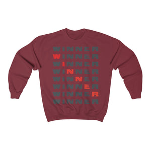 Winner Unisex Heavy Blend™ Crewneck Sweatshirt