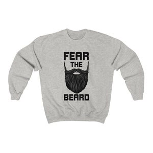 Beard Unisex Heavy Blend™ Crewneck Sweatshirt