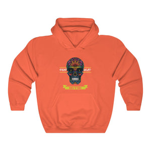 Dead-head Unisex Heavy Blend™ Hooded Sweatshirt
