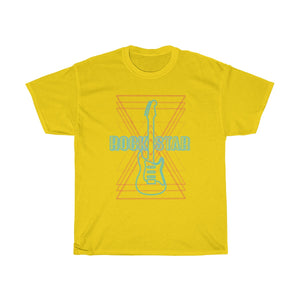Rockstar Men  Heavy Cotton Tee