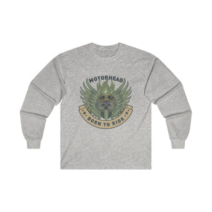 Born to ride Ultra Cotton Long Sleeve Tee