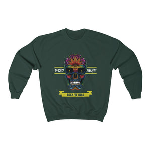 Dead-head Unisex Heavy Blend™ Crewneck Sweatshirt