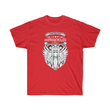 Load image into Gallery viewer, Motorcycle Unisex Ultra Cotton Tee
