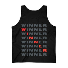 Load image into Gallery viewer, Winner Men's Ultra Cotton Tank Top