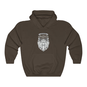 Motorcycle Unisex Heavy Blend™ Hooded Sweatshirt