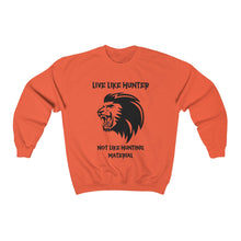 Load image into Gallery viewer, Hunter Unisex Heavy Blend™ Crewneck Sweatshirt