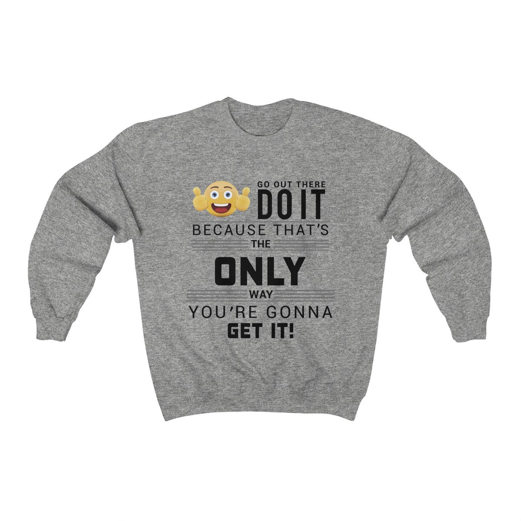 Get it Unisex Heavy Blend™ Crewneck Sweatshirt