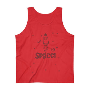Space Men's Ultra Cotton Tank Top