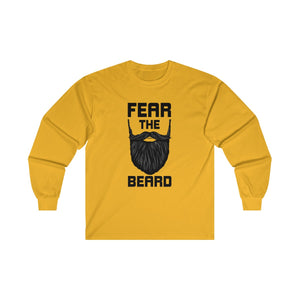 Beard Ultra Cotton Long Sleeve Tee