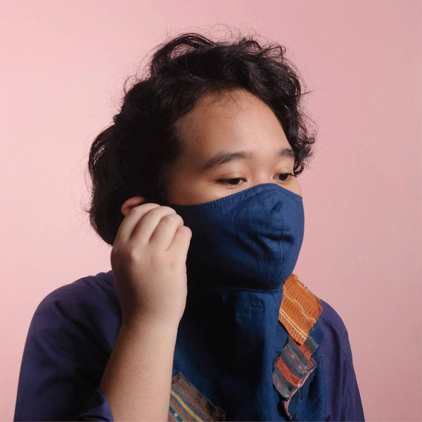 Scarf 004 - Cloth Face Mask | Noesa