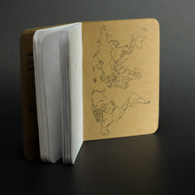 Load image into Gallery viewer, Moleskin Travel Notebook 3-Pack