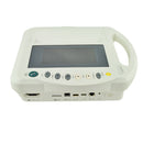 7 Inch Backlight Display 12 Lead 12-Channel Electrocardiograph ECG Machine