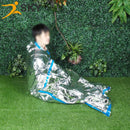 Outdoor Camping Emergency Survival First Aid Thermal Insulation Radiation Sleeping Bag
