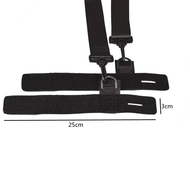 Fishing Pole Tackle Straps Belt Pole straps