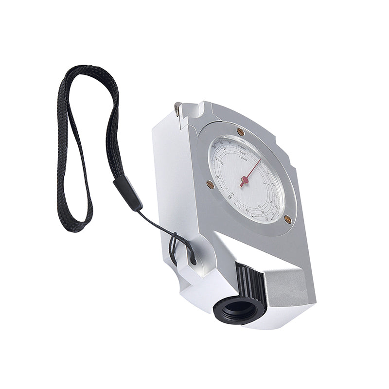 Multifunctional Military Army Aluminum Alloy Compass with Map Measurer Distance Calculator