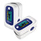 OLED Finger Pulse Oximeter 8 Hour Sleep Monitoring Curve Heart Rate Monitor