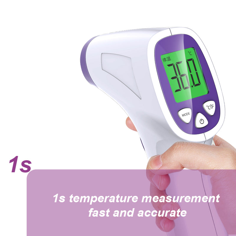 Handheld Digital Temperature Gun Non-Contact Infrared Thermometer