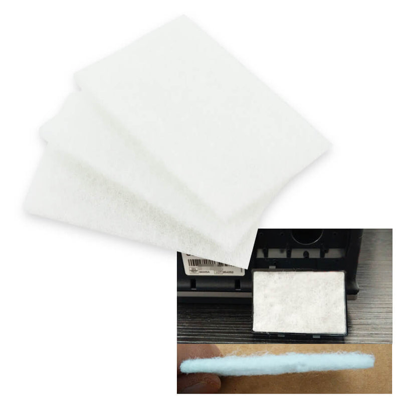 12 pcs Disposable Hypo Allergenic CPAP Filters