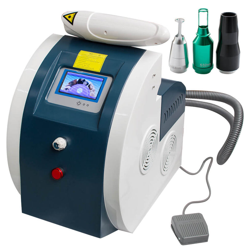 Laser Tattoo Eyebrow Pigment Removal Beauty Machine
