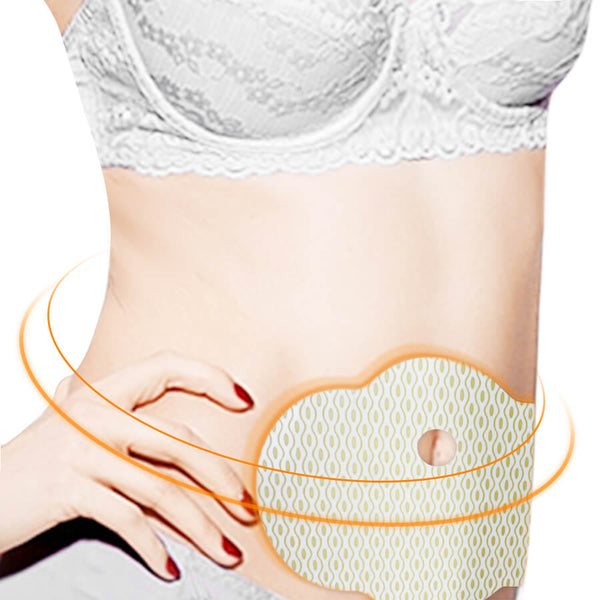 5Pcs Wonder Slimming Patch Belly Abdomen Weight Loss
