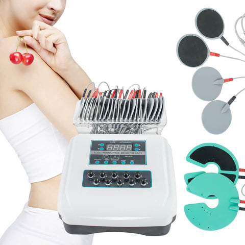 MicroCurrent Body Shaper Slim Electro Stimulation Beauty Machine