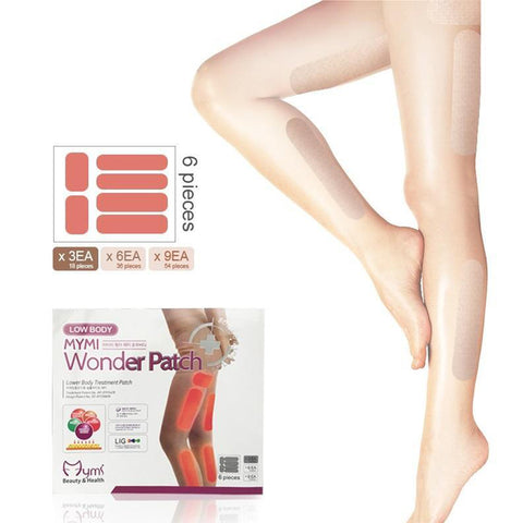Leg Slimming Patch for Legs and Arms Body Fat Burning Patches Weight Loss