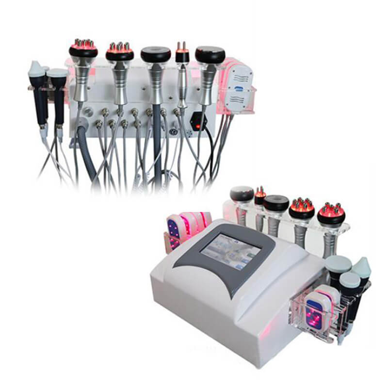 Facial Beauty Slimming Products Cavitation Vacuum RF Photon Equipment
