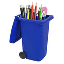 Mini Trash Can Pen Holder