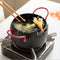 16cm Fried Tempura Pot For Household Fryer