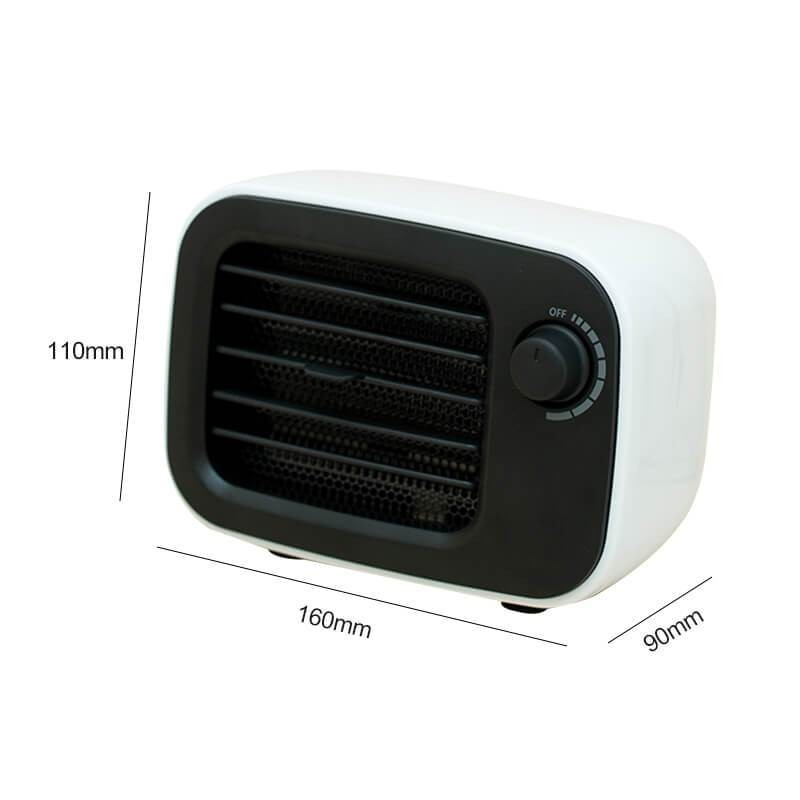 Portable Electric Heater For Home Office 500Watt
