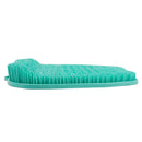 Shower Foot Scrubber Brush Cleaner Massager with Non-Slip Suction Cups for Foot Circulation, Foot Spa, Exfoliation