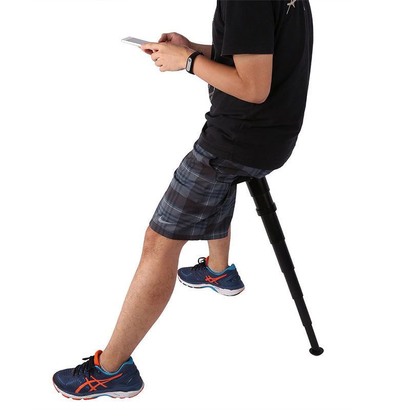 Portable Adjustable Stand-up Leaning Seat