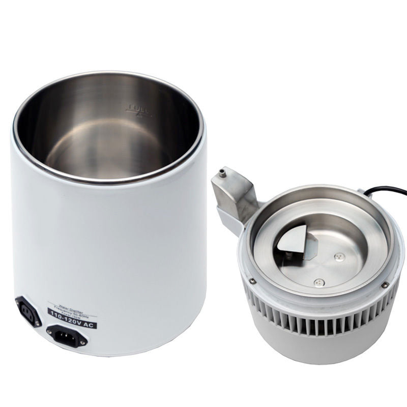 110V Stainless Steel Internal Pure Water Distiller Water Filter