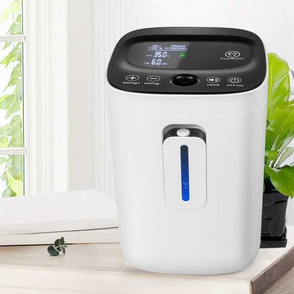 110V Touch Screen Adjustable Oxygen Concentrator