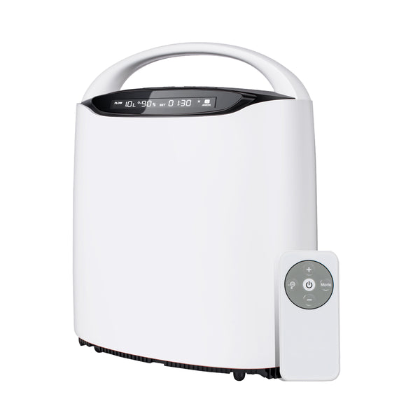 110V 1-3L/min Adjustable Home Oxygen Concentrator With Anion Function