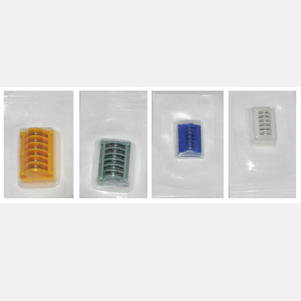 6pcs Disposable Titanium Ligation Clip for many medical treatment