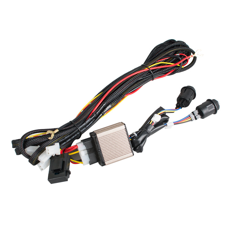12V Universal 6 Files Car Carbon Fiber Seat Heater