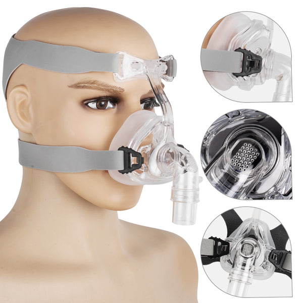 Nasal CPAP Masks For CPAP Mask Interface Sleep&Snore Strap