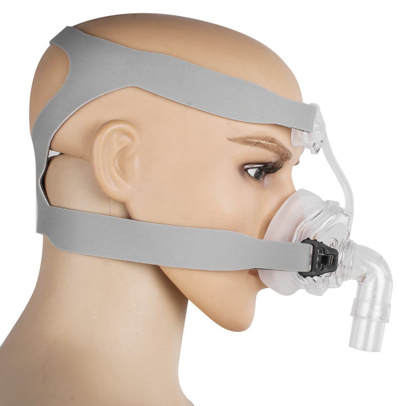 Nasal Masks For CPAP Mask Interface Sleep&Snore Strap
