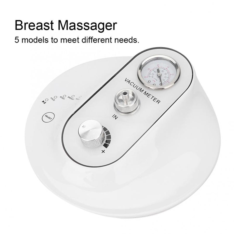 Breast Enlargement Vacuum Therapy Body Massage Skin Care Slimming Machine