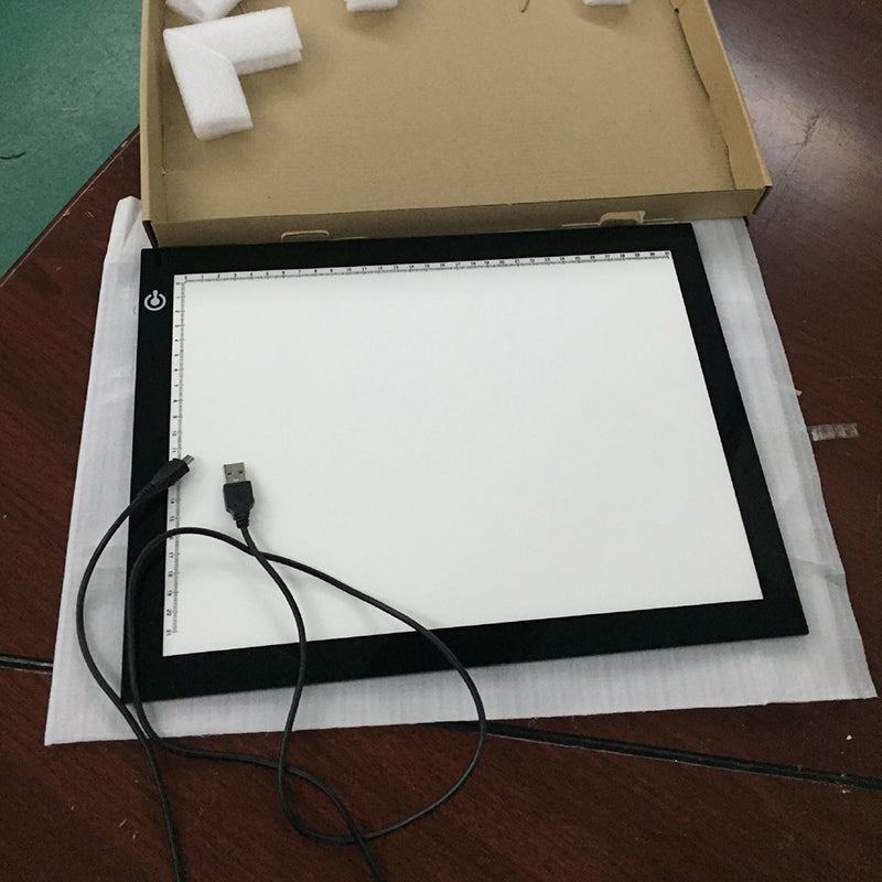 LED Tracing Light Box Board Tattoo A4 Drawing Pad