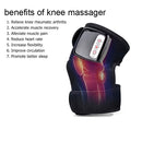 3 in 1 Rechargeable Heated Massager for Knee Shoulder and Elbow