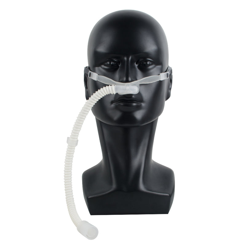 High Flow Comfort Soft Nasal Cannula With Flexible Head Strap